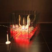 Биокамин Parallels, Art Flame