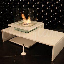 Журнальный стол с биокамином.