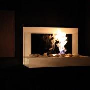 Биокамин Wrap, Art Flame