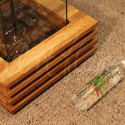 Биокамин 4Base Wood